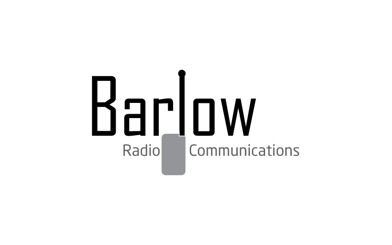 Radio Communication Equipment Logo Design
