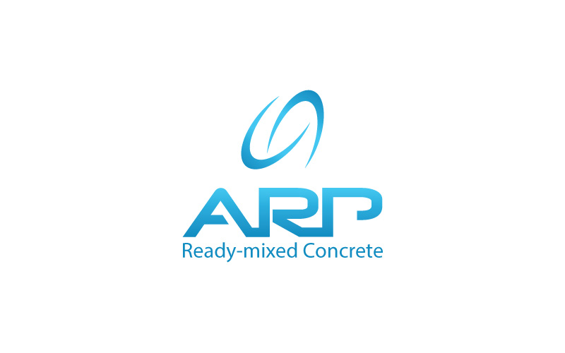 Ready-mixed Concrete Logo Design