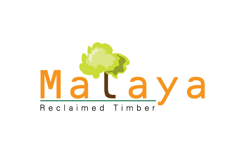 Reclaimed Timber Logo Design