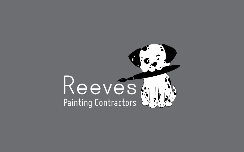 Painting Contractors Logo Design
