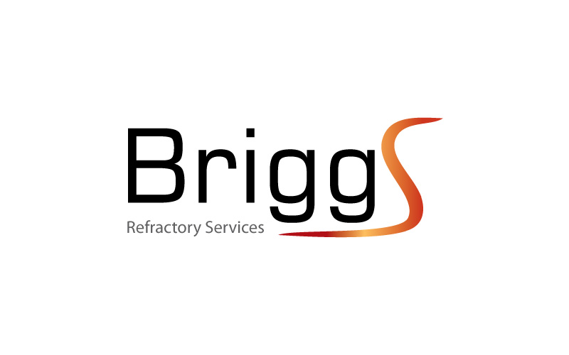 Refractory Services & Suppliers Logo Design