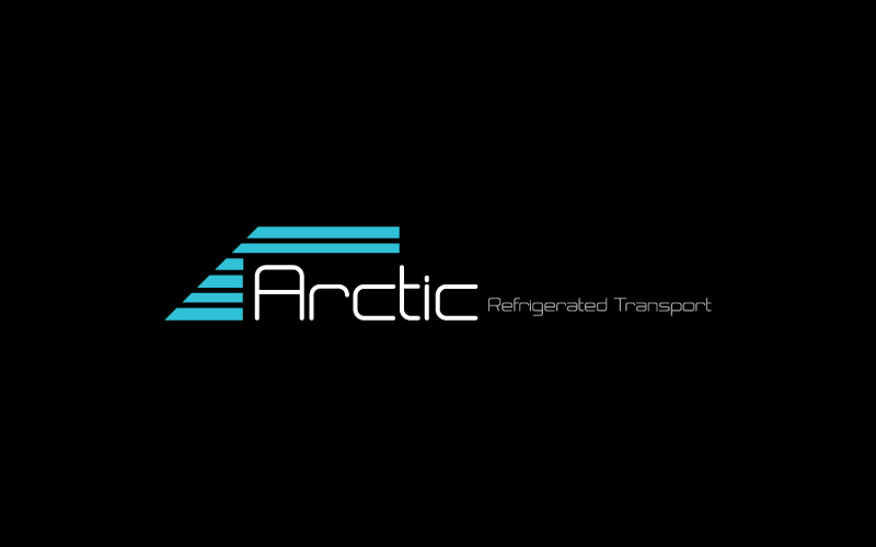 Refrigerated Transport Logo Design