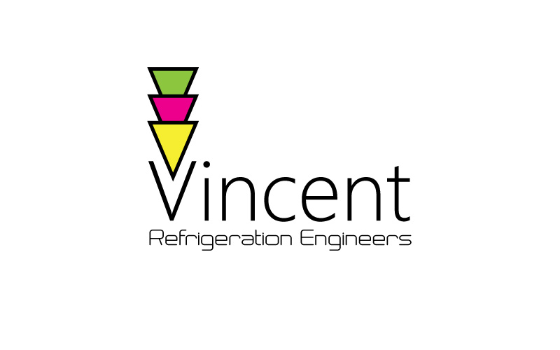 Refrigeration Engineers Logo Design