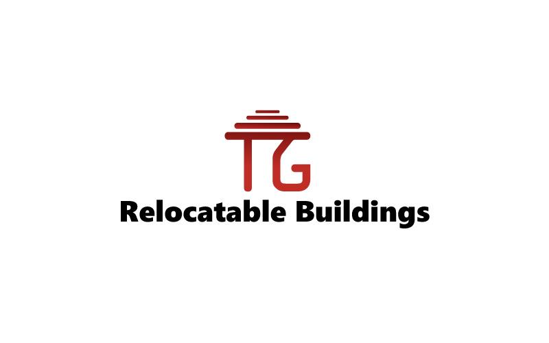 Relocatable Buildings Logo Design