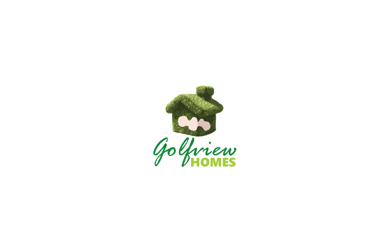 Residential Homes Logo Design
