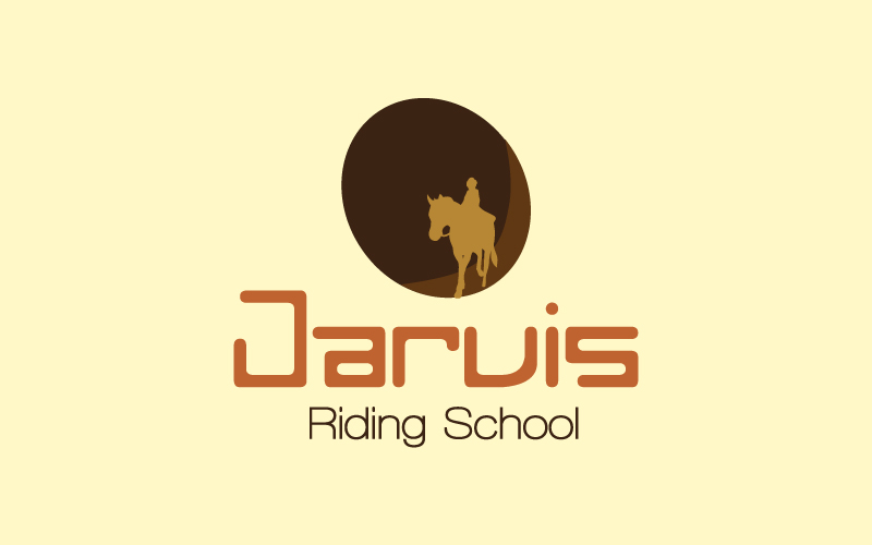 Riding Schools Logo Design