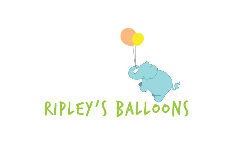 Balloons Logo Design