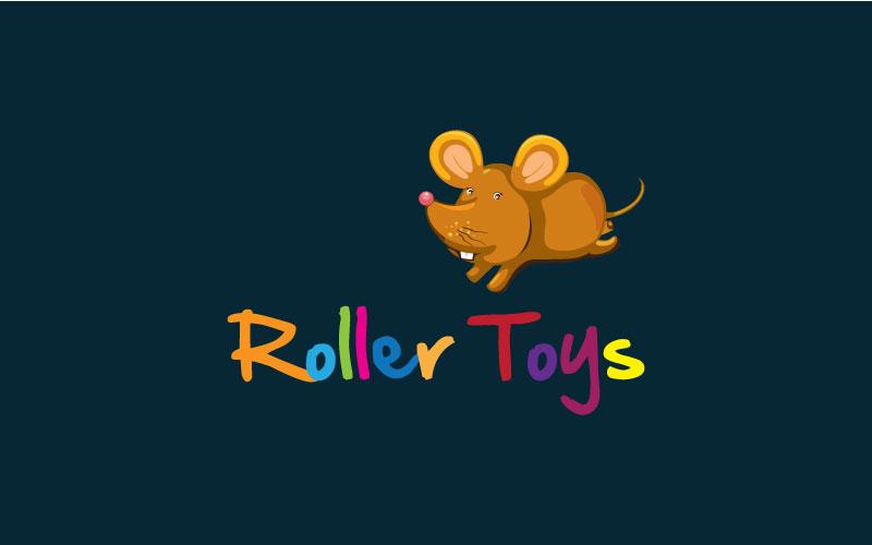 Toy & Game Wholesalers Logo Design