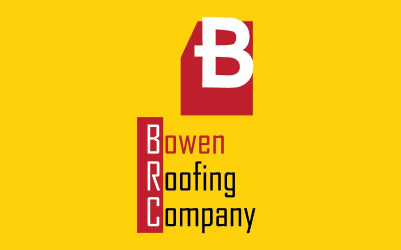 Roofing Companys Logo Design