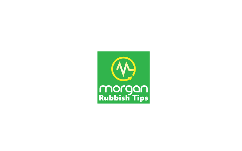 Rubbish Tips Logo Design