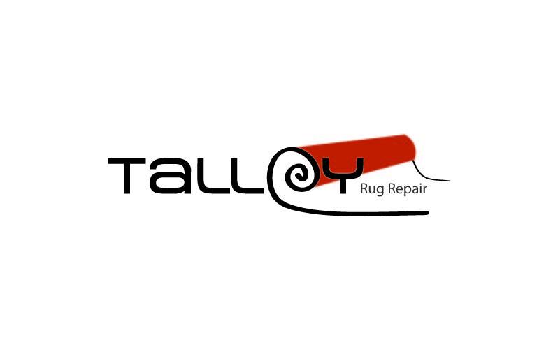 Rug Repair Logo Design
