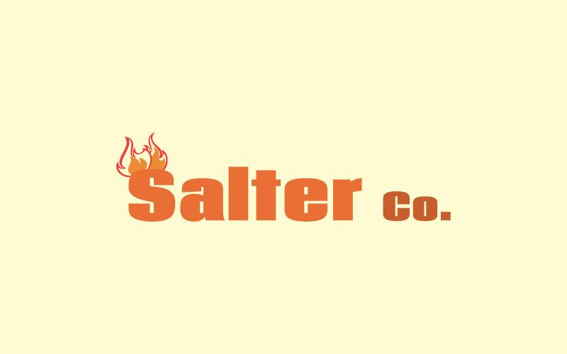 Solid Fuel Heating Equipment Logo Design