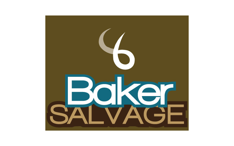 Salvage & Reclamation Logo Design