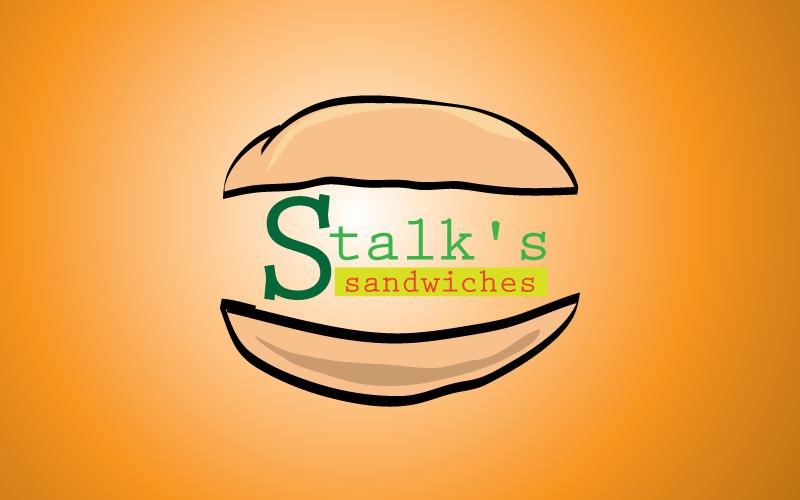 Sandwich Shops & Delivery Logo Design