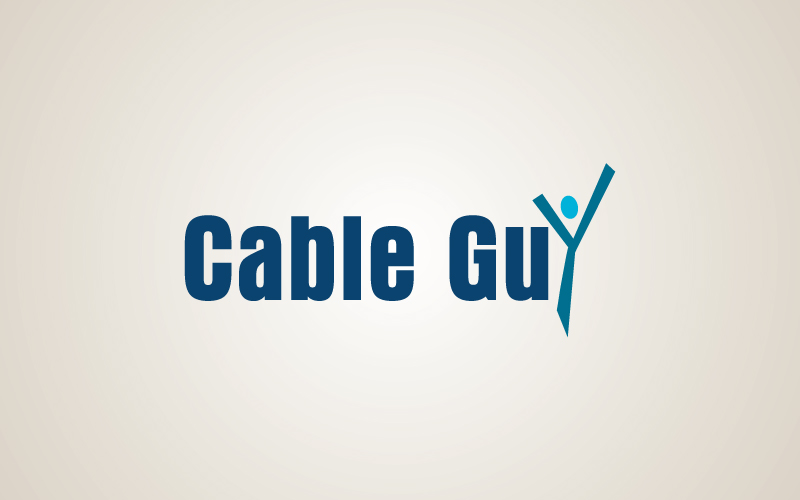 Satellite Tv And Aerial Installation/services Logo Design