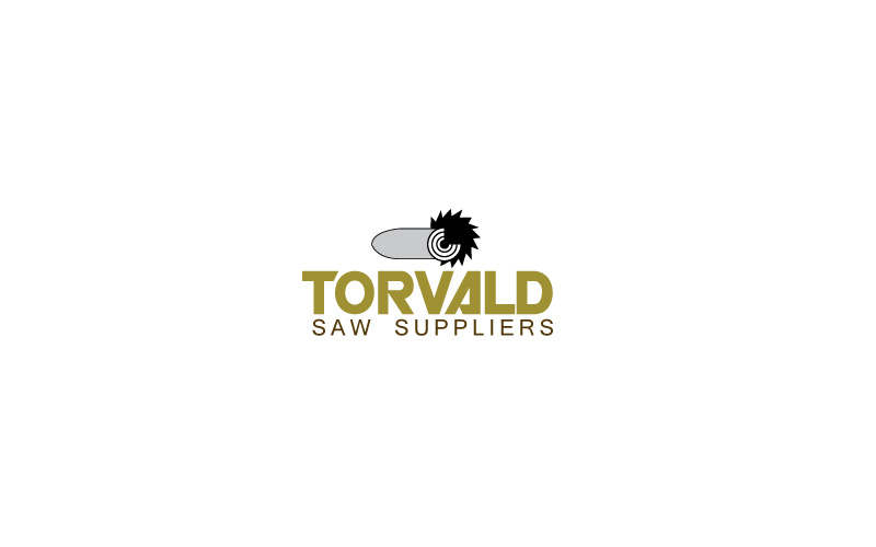Saw Suppliers & Services Logo Design