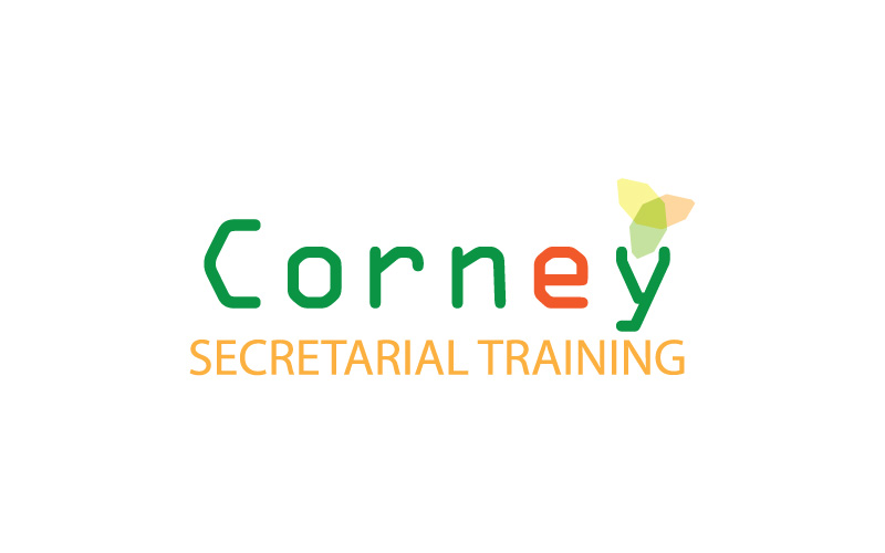 Secretarial Training Logo Design