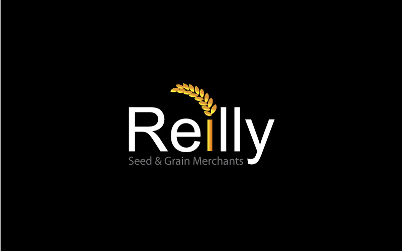 Seed & Grain Merchants Logo Design