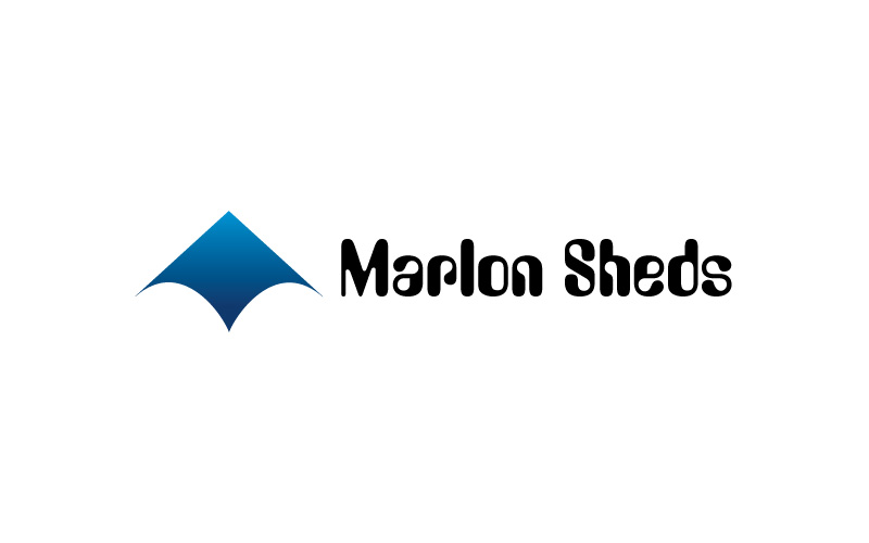 Sheds, Garden Buildings & Garages Logo Design