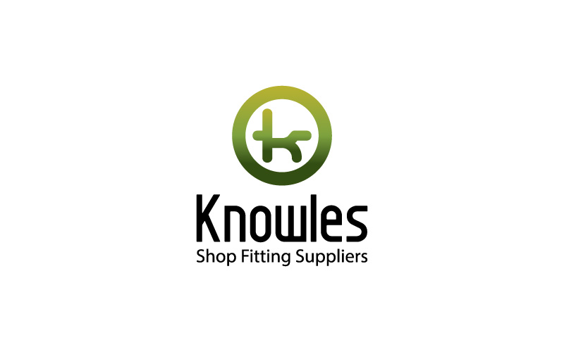 Shop Fitting Suppliers Logo Design