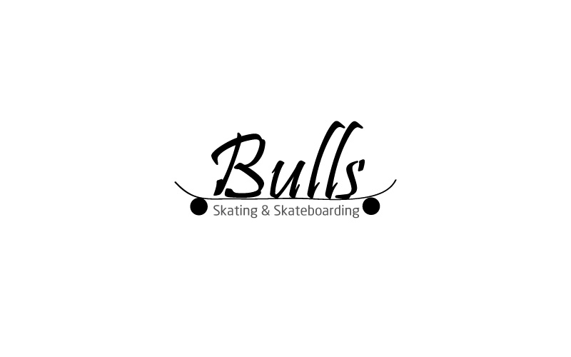 Skating & Skateboarding Logo Design