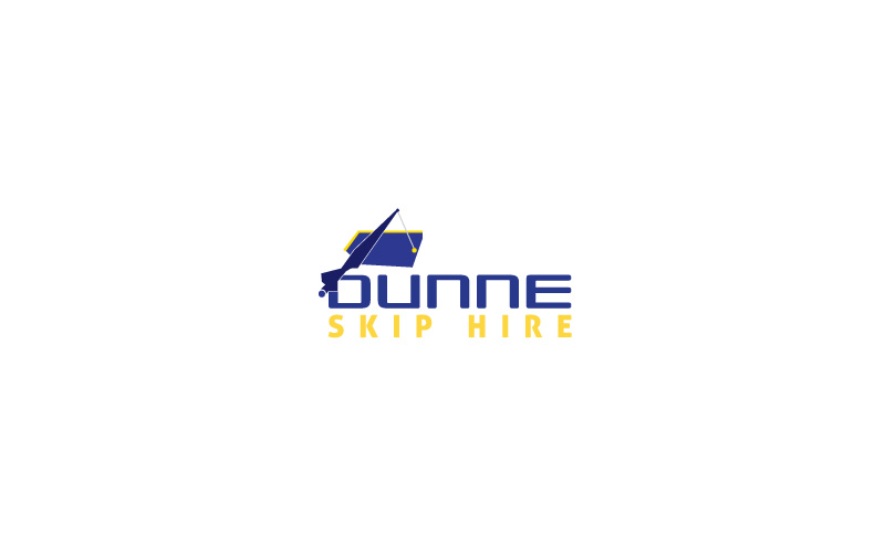 Skip Hire Logo Design