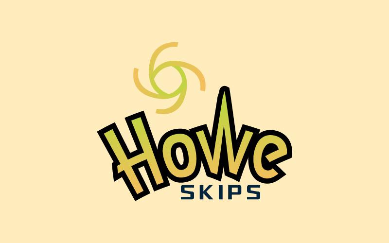 Skips Logo Design