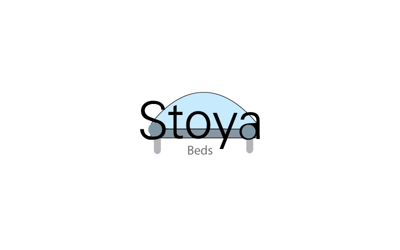 Sofa Beds & Futons Logo Design
