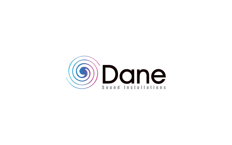 Sound Equipment Installations Logo Design