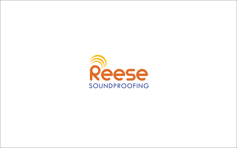 Soundproofing Logo Design