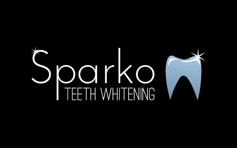 Teeth Whitening Logo Design