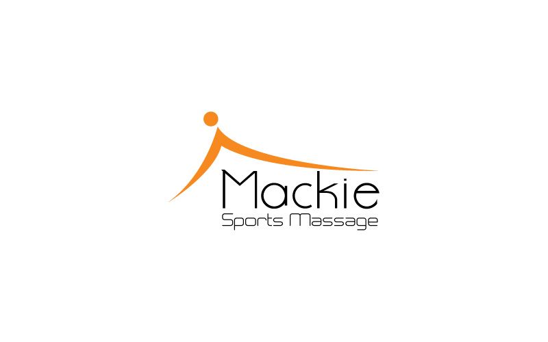 Sports Massage Logo Design