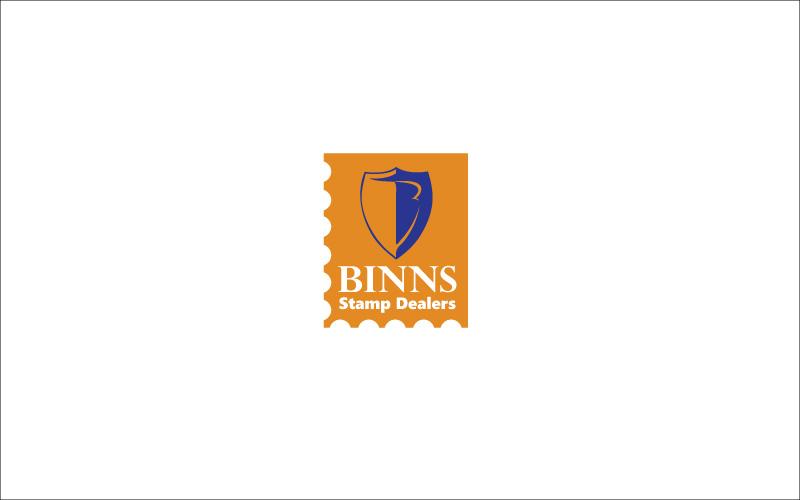 Stamp Dealers Logo Design