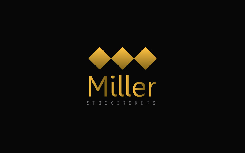 Stockbrokers Logo Design