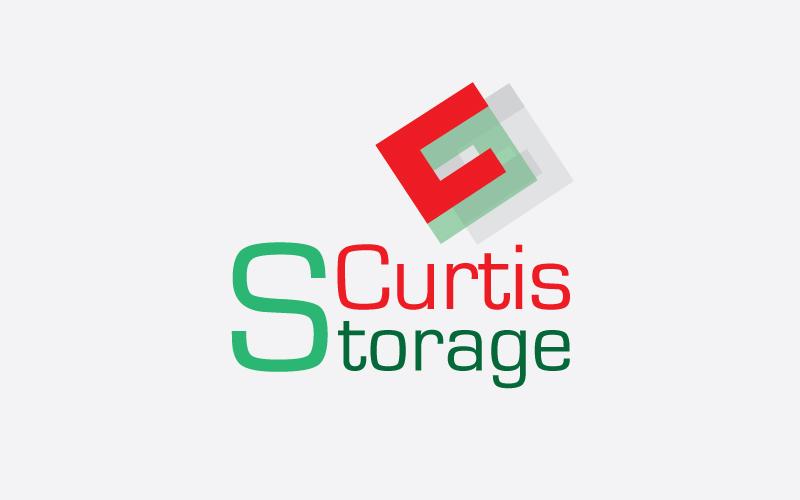 Storage Units Logo Design