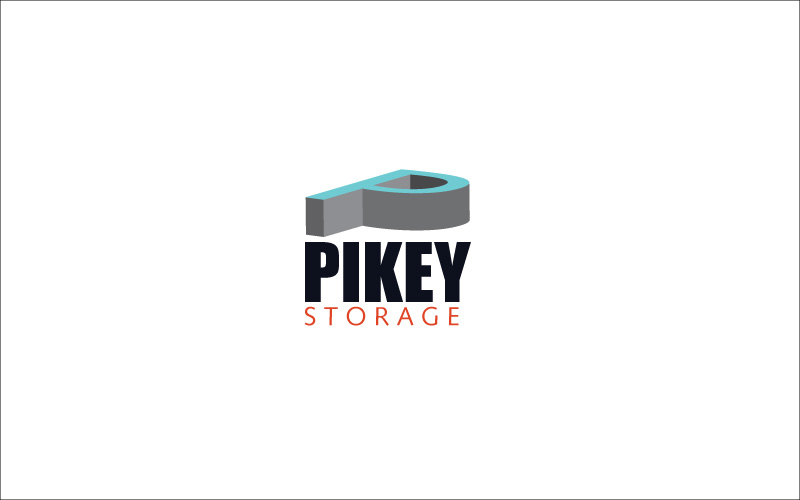 Storage Warehouse Logo Design