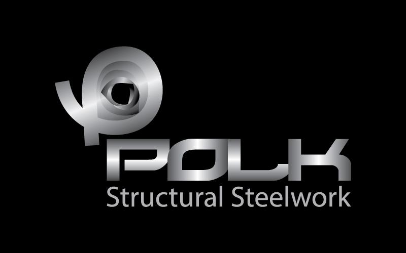 Structural Steelwork Logo Design