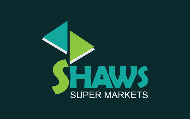 Suprmarkets Logo Design
