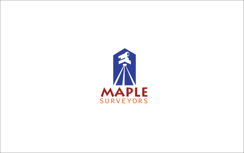 Surveyors Logo Design