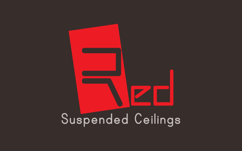 Suspended Ceilings Logo Design