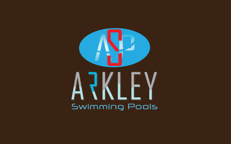 Swimming pool dealers installers logo design - Swimming pool logo design ...