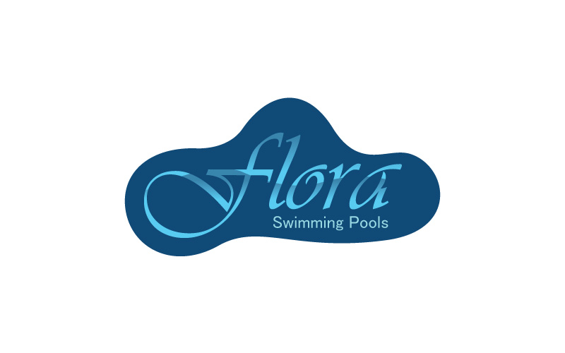 Swimming Pools Logo Design