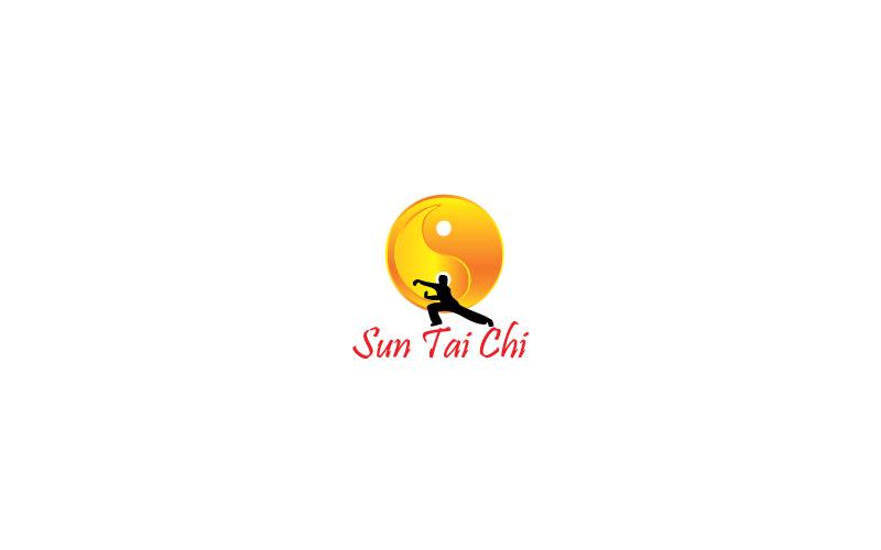 Tai Chi Logo Design