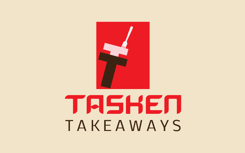 Takeaways Logo Design
