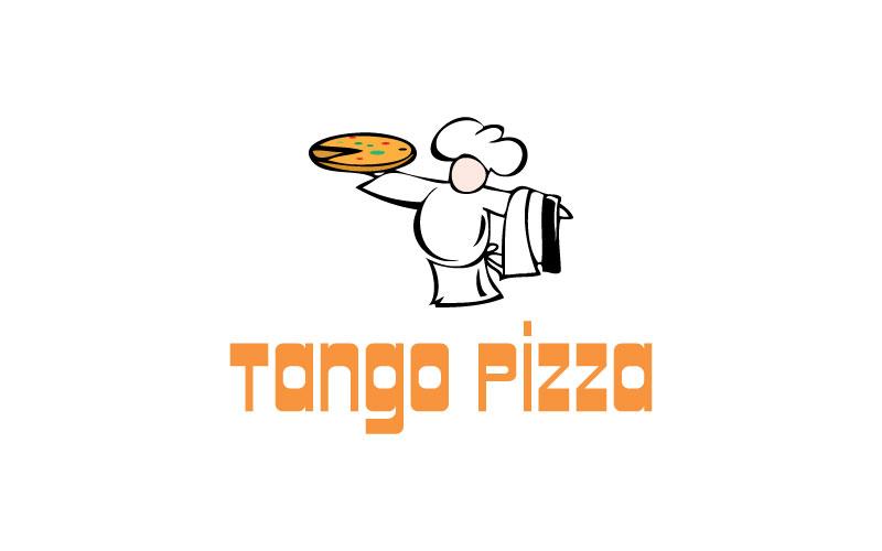 Pizza Takeaway Logo Design