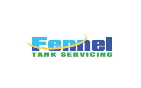 Tank Cleaning & Servicing Logo Design