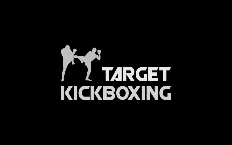 Kickboxing Logo Design