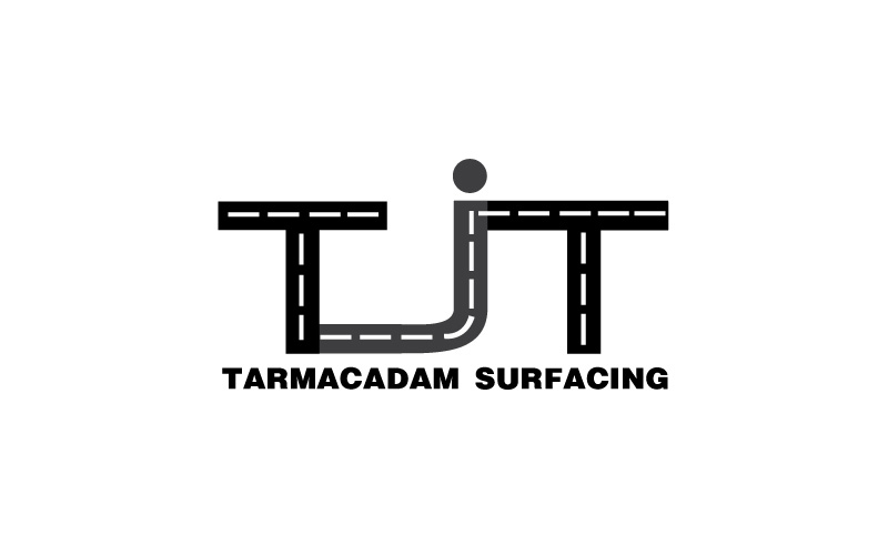 Tarmacadam Surfacing Logo Design