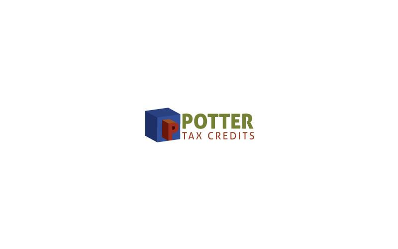 Tax Credits Logo Design
