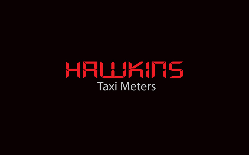 Taxi Meters Logo Design